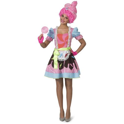 Funny Fashion Candy Lady