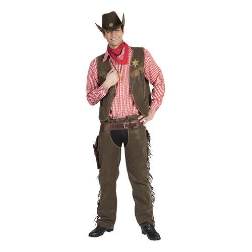 Funny Fashion Cowboy West Wade