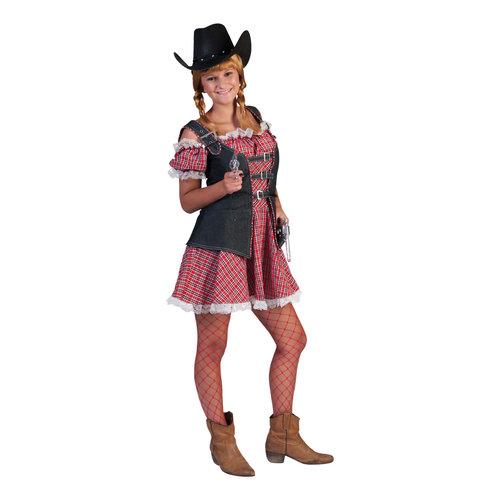 Funny Fashion Cowgirl Denim Ranger