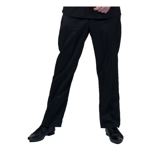 Funny Fashion Broek klassiek zwart