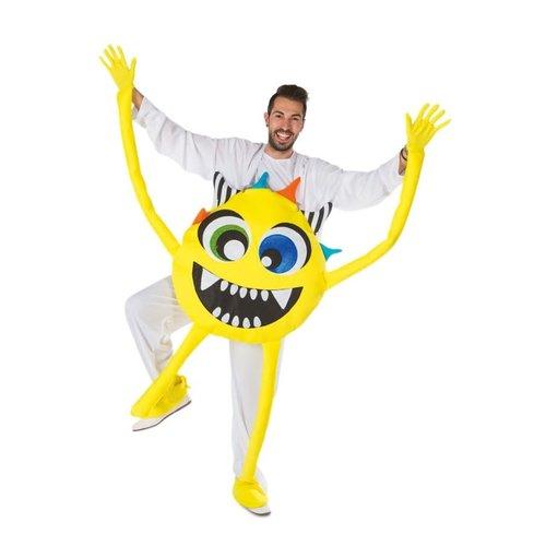 Crazy Monster geel