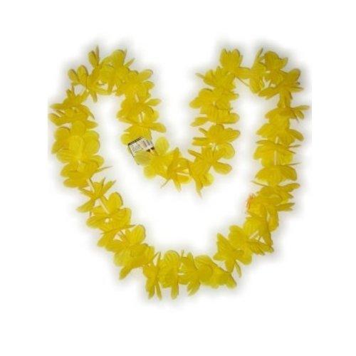 Hawaislinger populaire geel