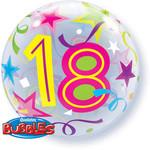 Ballon foil '18', 56cm