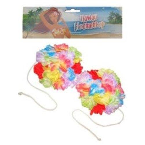 Funny Fashion BH Hawaï bloemen