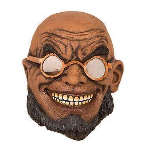 Masker 'Man met bril+baard'