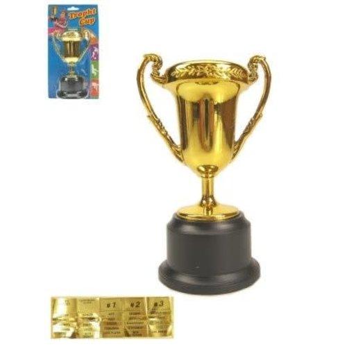 Trofee plastic