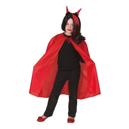 Funny Fashion Cape rood