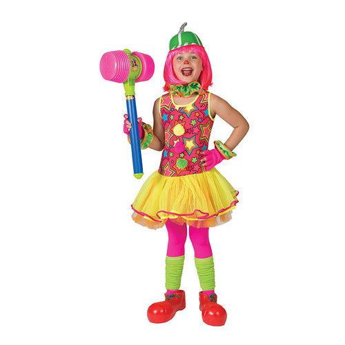 Funny Fashion Clown Cosmic Girl