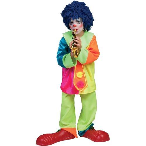 Funny Fashion Clown Silly Billy jongen