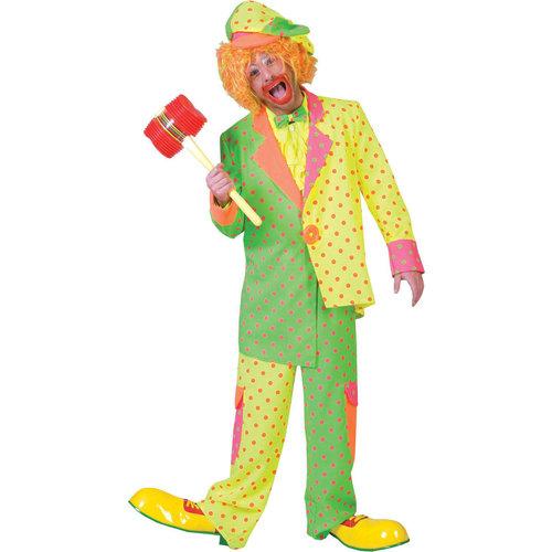 Funny Fashion Clown Fluorini