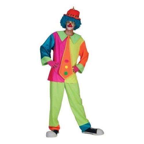 Funny Fashion Clown Silly Billy man