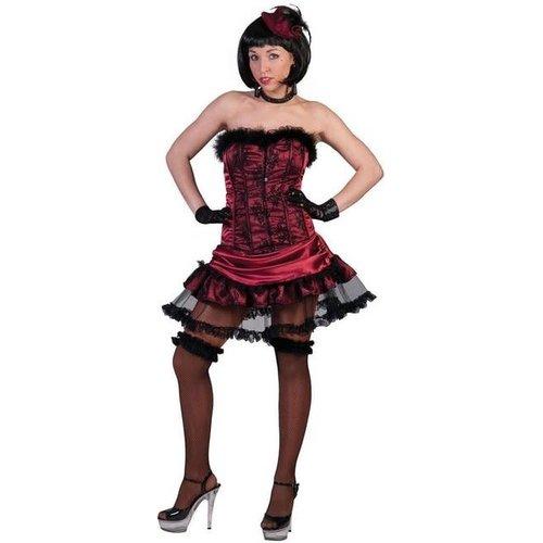 Funny Fashion Danseres Burlesque