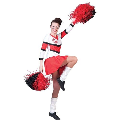 Funny Fashion Cheerleader Cherry
