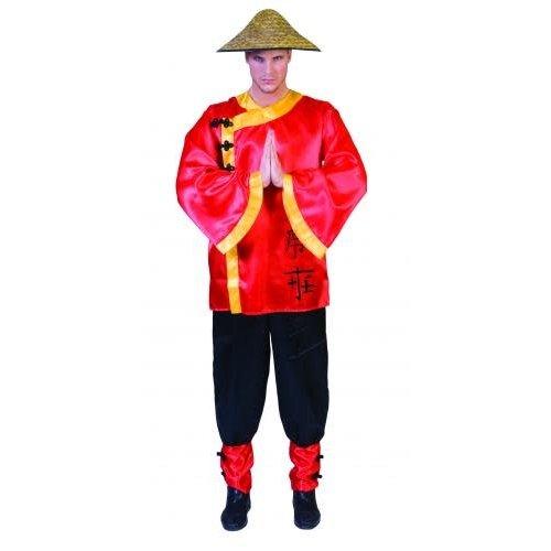 Funny Fashion Chinees Ling man