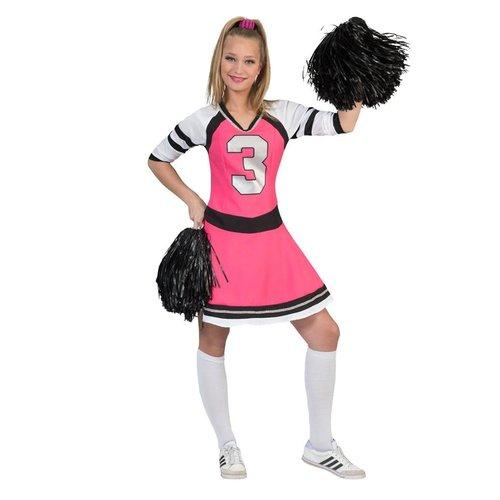 Funny Fashion Cheerleader Cheerfull