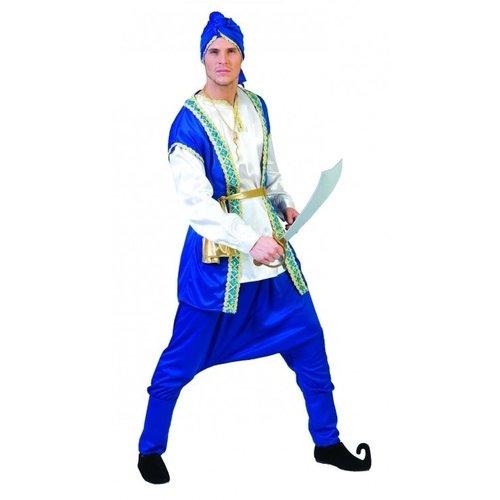 Funny Fashion Arabier blauw