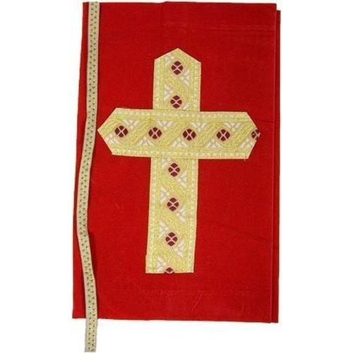 Sinterklaas boekomslag (dit is enkel een fluwelen hoes)
