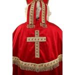 Sinterklaas kostuum unisex one size