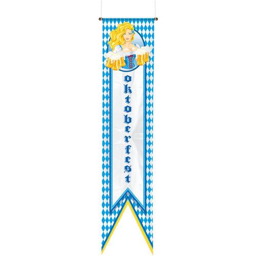 Banner 'Oktoberfest', 40x180cm