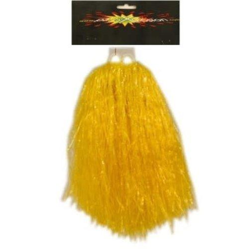 Cheerball ringgreep geel