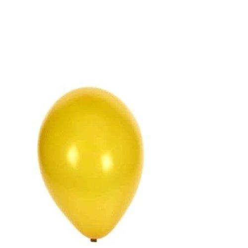 Ballons helium goud nr 12, 100st