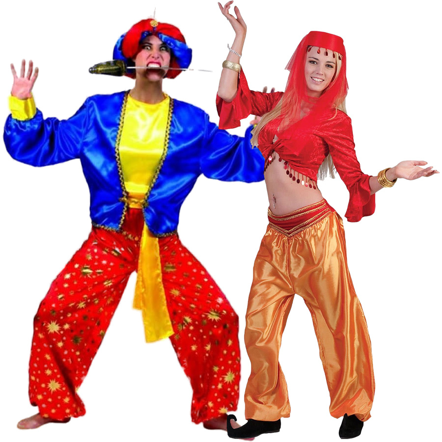 Arabische kleding, accessoires & decoratie