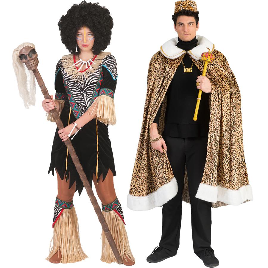Afrikaanse kleding, accessoires & decoratie