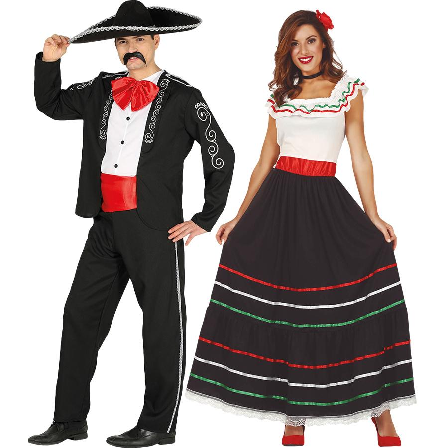 Mexicaanse kleding, accessoires & decoratie