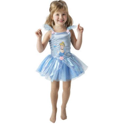 Rubies Assepoester/Cinderella ballerina