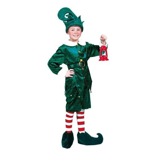 Funny Fashion Elf Holly Jolly
