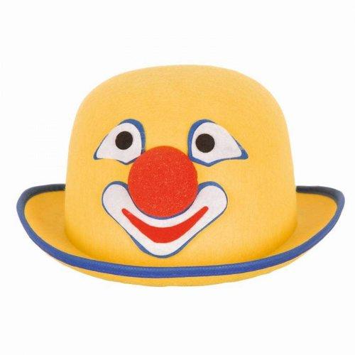 Bolhoed 'Clown' geel