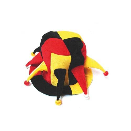 Hoge hoed België fluweel