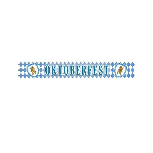 Funny Fashion Afzet lint Oktoberfest 610x8cm