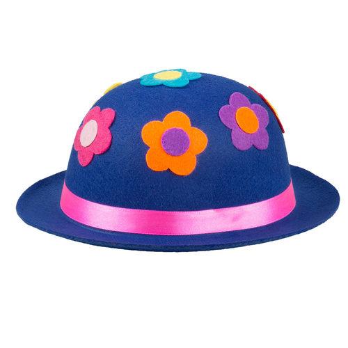 Bolhoedje Dazzler bloom  blauw