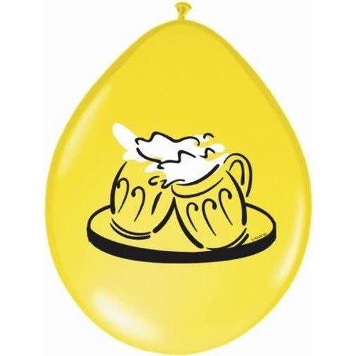 Ballons 'Bierfeest' 8st