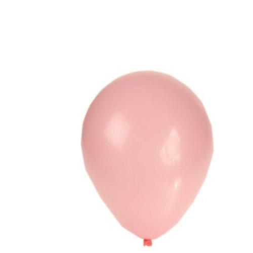 Ballonnen Roze mt 9, 50 st