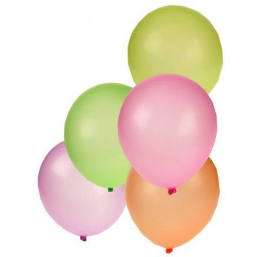 Ballon ass kl. Neon, 50st mt 10