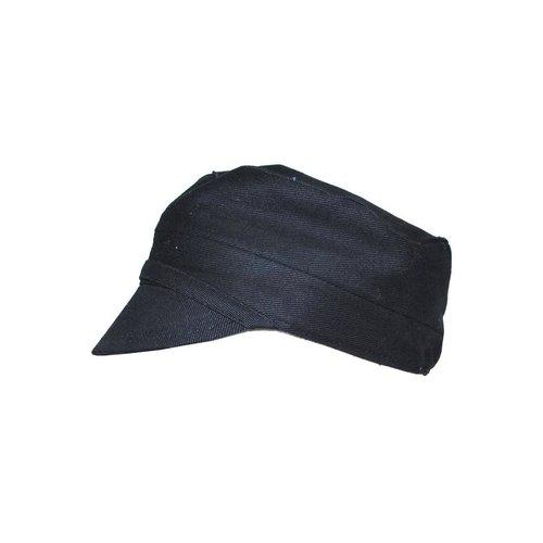 Boerenpet zwart
