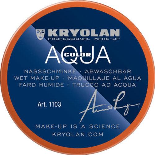 Aquacolor waterschmink 55ml kleur 508 oranje