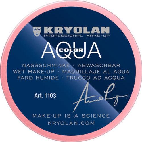 Aquacolor waterschmink 55ml kleur 03 roze