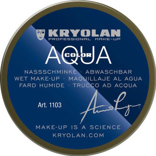 Aquacolor waterschmink 55ml kleur 502 kaki