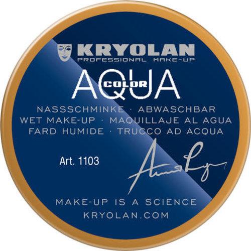 Aquacolor waterschmink 55ml kleur 305 bruin beige
