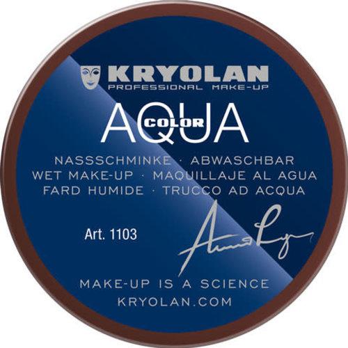 Aquacolor waterschmink 55 ml, kleur 046