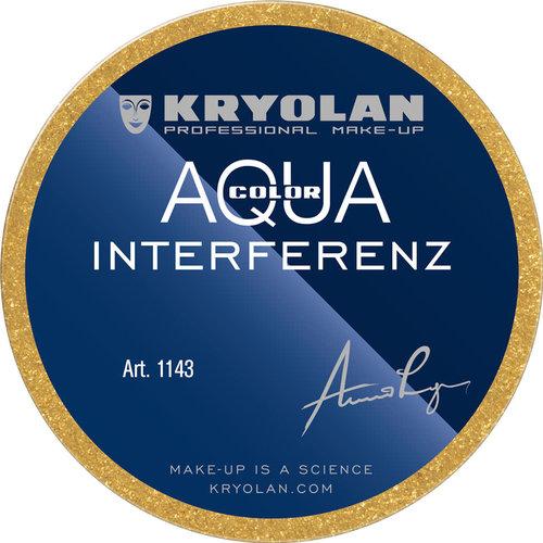 Aquacolor interferenz 55ml GOUD