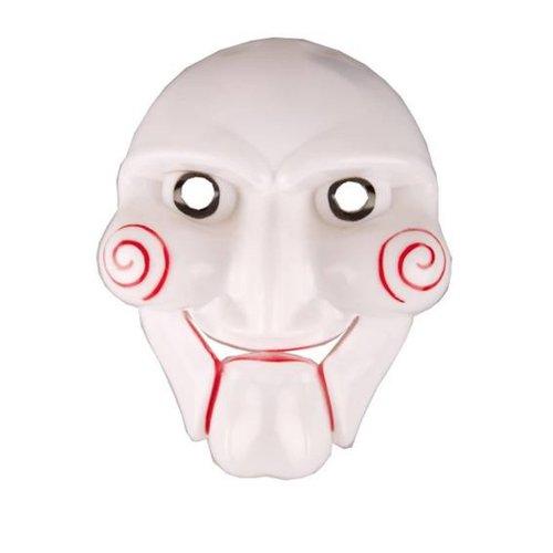 Masker 'Horror' wit rode wangen