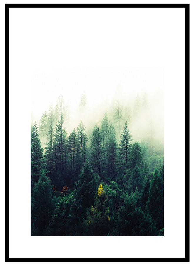 Wildernis Forest Poster