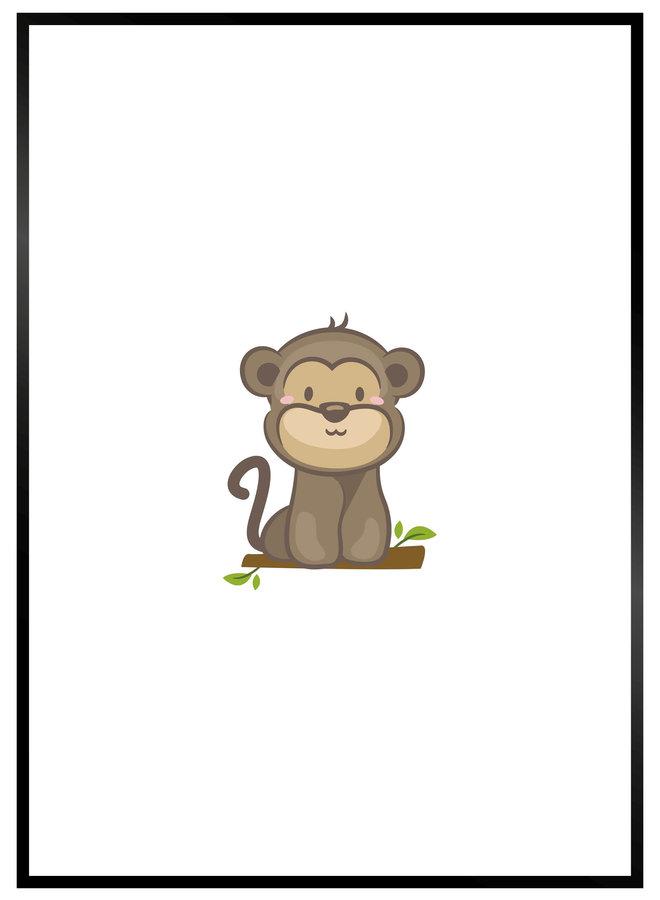 Monkey Poster