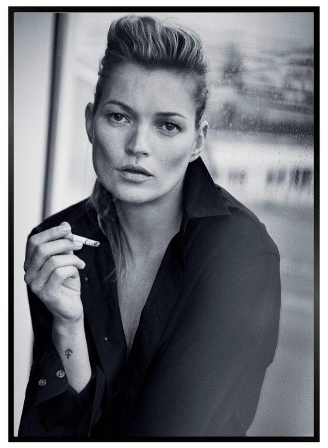 Smoking Kate Poster