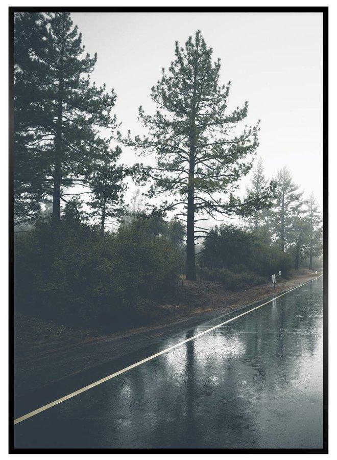 Left Road Poster