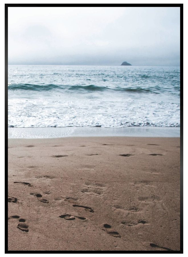 Coastline Poster II
